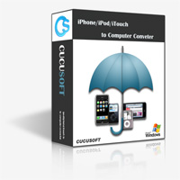 iPod to Computer Transfer by cucusoft