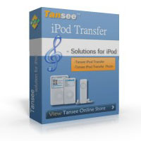 Tansee iPod Transfer Software